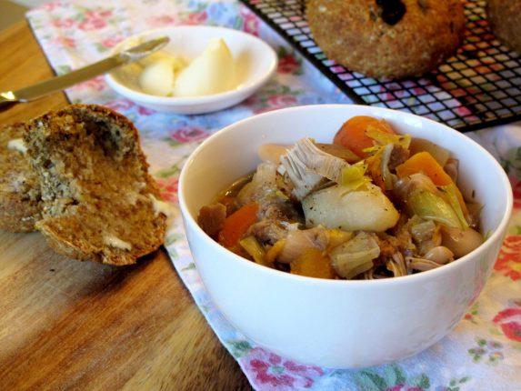 vegetarian irish stew