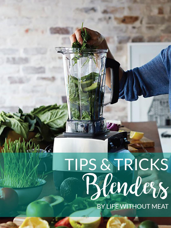 types of blender