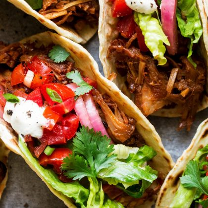 veggie taco recipes