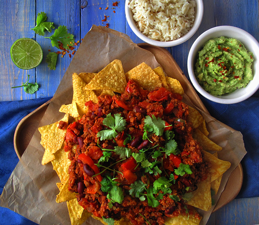 Quorn Chilli Con Carne >> Vegetarian Chilli Con Carne - Life Without Meat