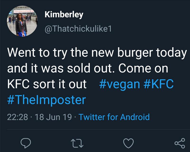 kfc-vegan-burger-tweet