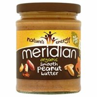 Meridian Organic Peanut Butter - Smooth 100% Nuts 280g