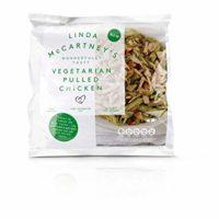 Linda McCartney's Vegetarian Pulled Chicken, 300g (Frozen)