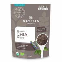 Navitas Organics Chia Seeds - Organic, Gluten-Free