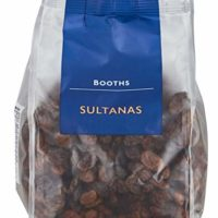 Booths Sultanas, 500 g