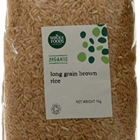 Organic Long Grain Brown Rice, 1 kg