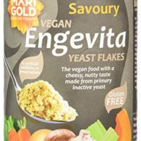 GLUTEN FREE Engevita Yeast Flakes with B12