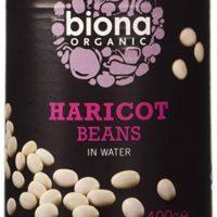 Biona Organic Haricot Beans (Pack of 12)