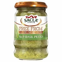 Sacla Free From Basil Pesto