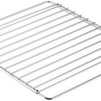 Stainless Steel Oven Cooker Rack Grill Cooking Tray Shelf