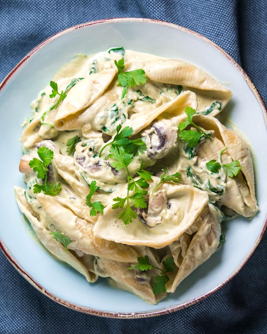 vegan-mushroom-pasta