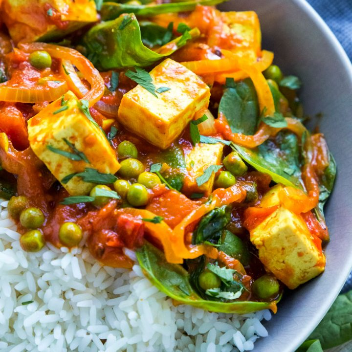 Simple Sweet & Sour Pathia Curry