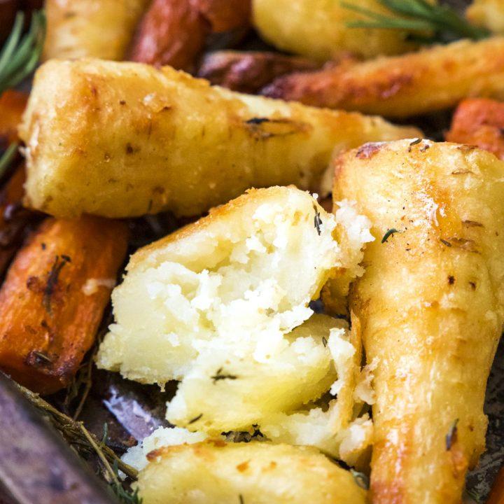 honey-roast-parsnips